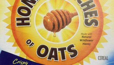 can hamsters eat honey bunches of oats