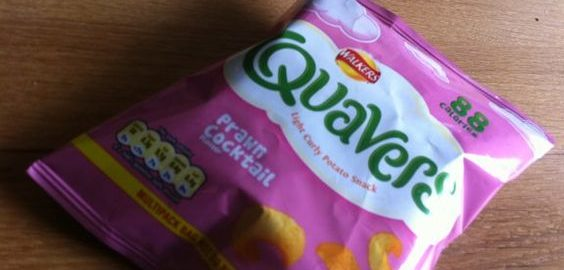 can hamsters eat quavers