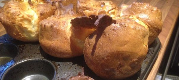 can hamsters eat yorkshire pudding